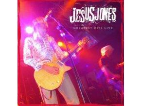 JESUS JONES - Greatest Hits Live (LP)