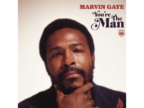 MARVIN GAYE - Youre The Man (LP)
