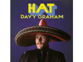 DAVY GRAHAM - Hat (LP)