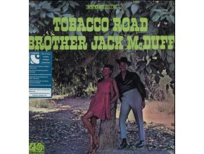 BROTHER JACK MCDUFF - Tobacco Road (LP)