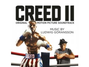 ORIGINAL SOUNDTRACK / LUDWIG GORANSSON - Creed II (Blue Vinyl) (LP)