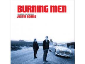 JUSTIN ADAMS - Burning Men Original Motion Picture Soundtrack (LP)