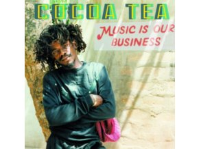 COCOA TEA - Music Is Our Business (LP)