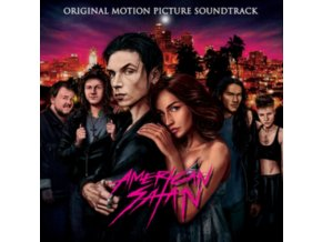 VARIOUS ARTISTS - American Satan - Ost (Opaque Black Vinyl) (LP)
