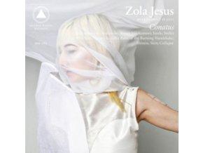 ZOLA JESUS - Conatus (LP)