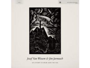 JOZEF VAN WISSEM AND JIM JARMUSCH - An Attempt To Draw Aside The Veil (Coloured Vinyl) (LP)