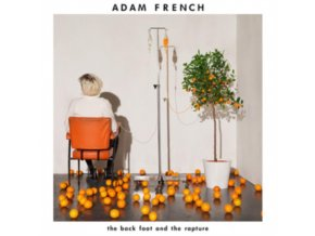 ADAM FRENCH - The Back Foot And The Rapture (LP)