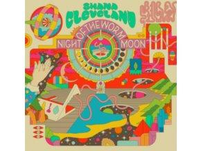 SHANA CLEVELAND - Night Of The Worm Moon (LP)