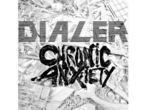 DIALER / CHRONIC ANXIETY - Split (LP)