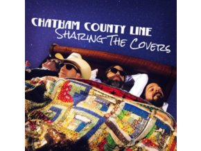 CHATHAM COUNTY LINE - Sharing The Covers (LP)