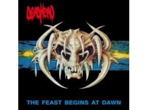 DEAD HEAD - The Feast Begins At Dawn (LP)