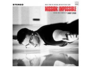DANNY ELFMAN - Mission: Impossible (LP)
