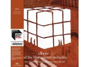 ELBOW - The Seldom Seen Kid Live At Abbey Road - Half Speed Master (LP)