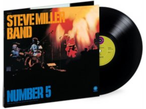 STEVE MILLER BAND - Number 5 (LP)