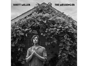 RHETT MILLER - Messenger (Clear With Black Smoke) (LP)