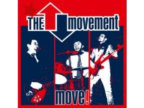 MOVEMENT - Move! (Bonus Edition) (LP)