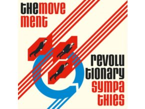 MOVEMENT - Revolutionary Sympathies (Bonus Edition) (LP)