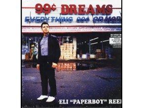 ELI PAPERBOY REED - 99 Cent Dreams (LP)