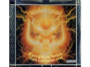 MOTORHEAD - Everything Louder Than Everyone Else (LP)