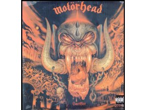 MOTORHEAD - Sacrifice (LP)
