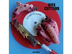 """DJ T-KUT & DJ PLAYER - Wax Cutters (White Vinyl) (7"""" Vinyl)"""