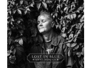 ANNI HOGAN - Lost In Blue (Blue Vinyl) (LP)
