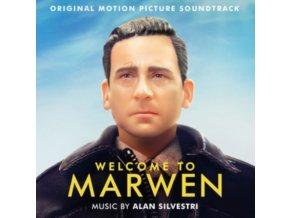 ALAN SILVESTRI - Welcome To Marwen - OST (Clear Vinyl) (LP)