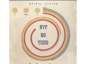 SPIRAL STAIRS - We Wanna Be Hyp-No-Tized (LP)