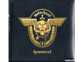MOTORHEAD - Hammered (LP)