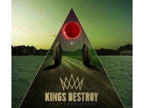 KINGS DESTROY - Fantasma Nera (LP)