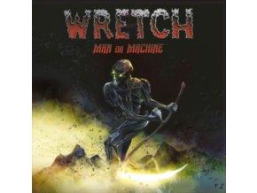 WRETCH - Man Or Machine (LP)