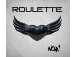 ROULETTE - Now! (White Vinyl) (LP)