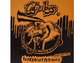 "TEDIO BOYS - Porkabilly Psychosis - The Demo Tape (Coloured Vinyl) (RSD 2019) (10"" Vinyl)"