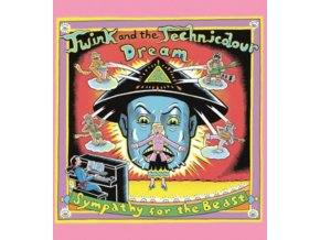 TWINK AND THE TECHNICOLOUR DREAM - Sympathy For The Beast - Songs From The Poems Of Aleister Crowley (RSD 2019) (LP)