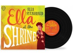 ELLA FITZGERALD - Ella At The Shrine (LP)