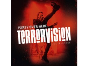 TERRORVISION - Party Over Here... (LP)
