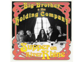 BIG BROTHER & THE HOLDING COMPANY - Supper On River Rhine (LP)