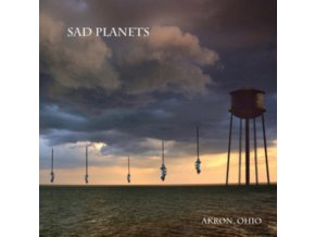 SAD PLANETS - Akron. Ohio (LP)