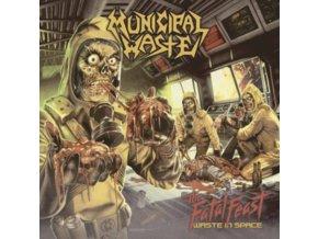 MUNICIPAL WASTE - The Fatal Feast (LP)