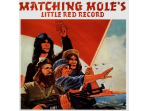 MATCHING MOLE - Little Red Record (Coloured Vinyl) (LP)