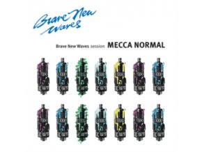 MECCA NORMAL - Brave New Waves Session (LP)