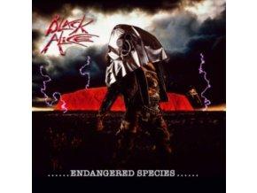 BLACK ALICE - Endangered Species / Sons Of Steel (LP)