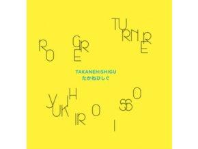 ROGER TURNER / YUKIHIRO ISSO - Takanehishigu (LP)
