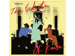 PRIESTS - The Seduction Of Kansas (LP)