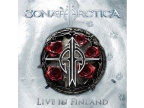 SONATA ARCTICA - Live In Finland (LP)