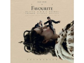 VARIOUS ARTISTS - The Favourite (LP)