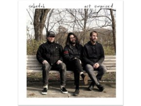 SEBADOH - Act Surprised (White Vinyl) (LP)