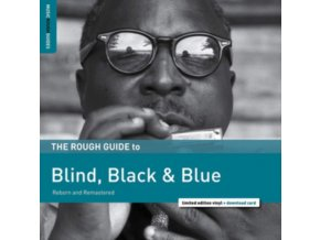 VARIOUS ARTISTS - The Rough Guide To Blind. Black & Blue (LP)