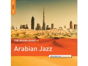 VARIOUS ARTISTS - The Rough Guide To Arabian Jazz (LP)