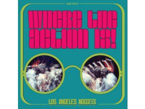 VARIOUS ARTISTS - Where The Action Is: Los Angeles Nuggets Highlights (Rsd 2019) (LP)